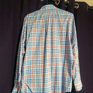 Brooks Brothers Shirts - Brooks Brothers Summer Plaid Linen Shirt Slim Fit
